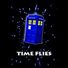 Time Flies by BlueShift