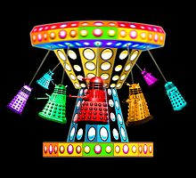 Dalek Carousel by BlueShift