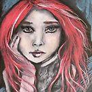 The Red Look by Ida Jokela