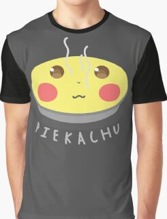 Piekachu! Graphic T-Shirt