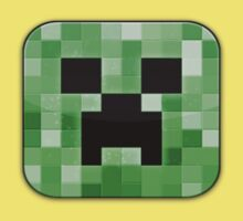 Minecraft- Creeper by Ecarg