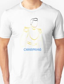 Prince Charming (Personalized, please Bubblemail/email me before ordering) Unisex T-Shirt