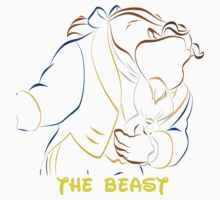 The Beast (Personalized, please Bubblemail/email me before ordering) by kferreryo