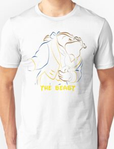 The Beast (Personalized, please Bubblemail/email me before ordering) T-Shirt