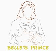 Belle's Prince (Personalized, please Bubblemail/email me before ordering) by kferreryo