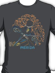 Merida (Personalized, please Bubblemail/email me before ordering) T-Shirt