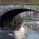 Myerscough Hall Bridge-no 45  by Lilian Marshall