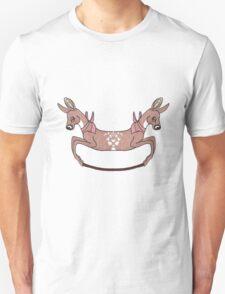 Rocking Deer Unisex T-Shirt