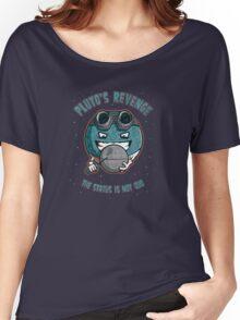 Pluto's Revenge Women's Relaxed Fit T-Shirt