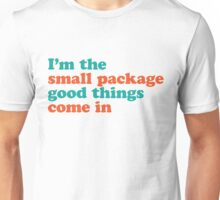 Small Package Unisex T-Shirt