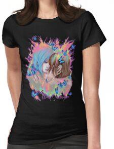 Life is....Weird Womens Fitted T-Shirt