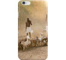 Ethiopia Omo Valley iPhone Case/Skin