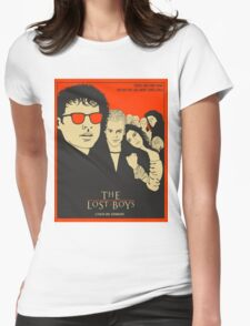 The Lost Boys Womens Fitted T-Shirt