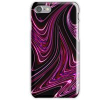 Liquid Purple no.1 - Luminosity series iPhone Case/Skin
