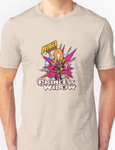 Avenger Time - Princess Widow T-Shirt