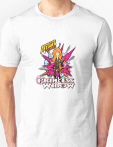 Avenger Time - Princess Widow Unisex T-Shirt