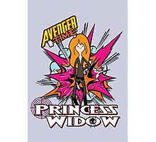 Avenger Time - Princess Widow Photographic Print