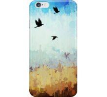 Bird Splash iPhone Case/Skin