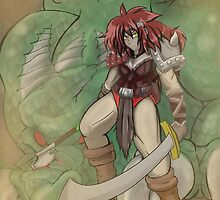 Dragon Slayer by PunchyNode