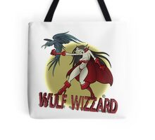 Wulf Wizzard Wizzardress Tote Bag