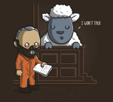 The Silence of the Lambs by Wirdou
