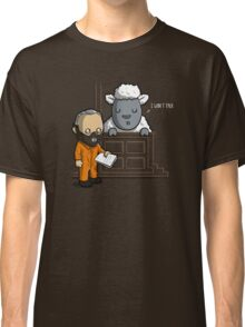 The Silence of the Lambs Classic T-Shirt
