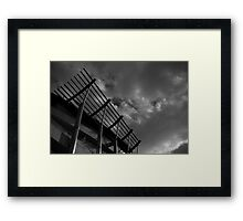URBAN ABSTRACT  III Framed Print