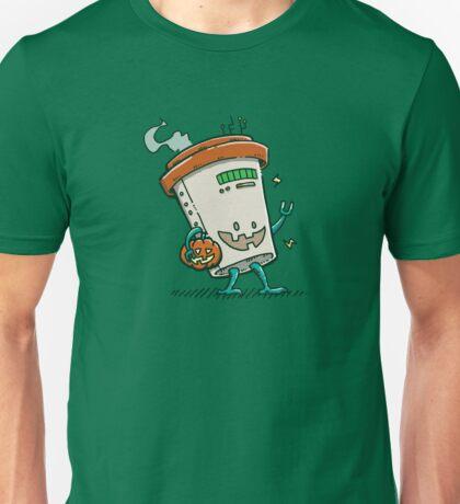 Pumpkin Spice Latte Bot Unisex T-Shirt