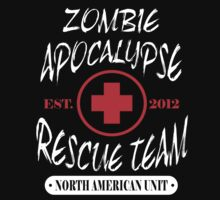 Zombie Survival Funny by RiezMutt-Store