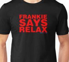 Frankie Says Relax Unisex T-Shirt