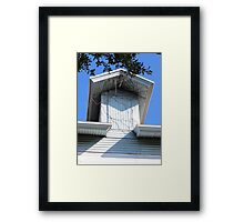 A Place to Roost Framed Print