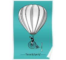 You Can Fly If You Try Poster