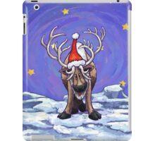 Reindeer Christmas iPad Case/Skin