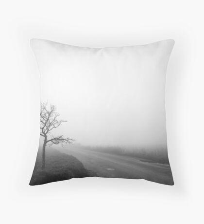 Hitch Hiker - Bury St Edmunds,Suffolk,UK  Throw Pillow