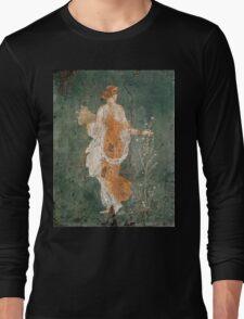Pompeii, Primavera (Spring) Long Sleeve T-Shirt