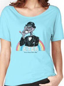 E.Tea Women's Relaxed Fit T-Shirt