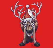 Reindeer Christmas Kids Clothes