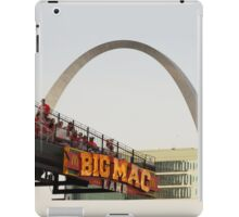 Busch Stadium & the Arch iPad Case/Skin