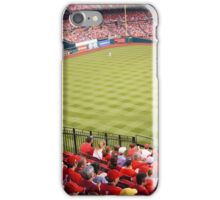Busch Stadium Baseball Field iPhone Case/Skin