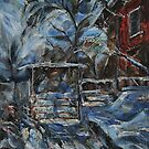 Winter - Morning Effect by Stefano Popovski