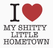 i love my hometown by websta