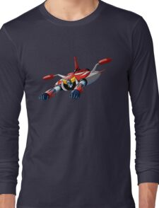 Actarus UFO Robot Long Sleeve T-Shirt
