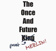 The Once and Future Prat (MERLIN!) by heythereabby
