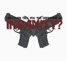 Insanity v1 by Cattleprod