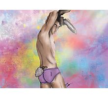 """""""Easter Bunny"""" Photographic Print"""