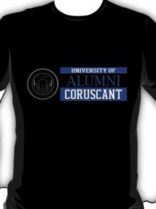 University of Coruscant Alumni T-Shirt