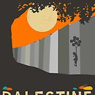 VISIT PALESTINE by JazzberryBlue