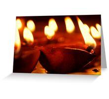 Deepwwali ( Festival of Lights) Greeting Card