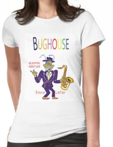 Bughouse T Womens Fitted T-Shirt