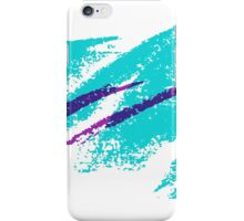 [TRANSPARENT] DIXIE SOLO CUP JAZZ 90s PATTERN (INSPIRED BY DIXIE CUPS) iPhone Case/Skin